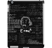 E = mc2 iPad Case/Skin