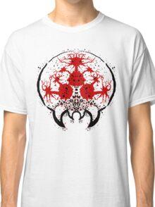 Metroid Rorschach Test  Classic T-Shirt