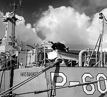 HMBS Bahamas (P-60) by photographist