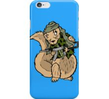 Squirrel Face! iPhone Case/Skin