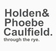 Holden & Phoebe by silentstead