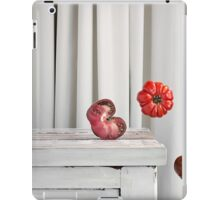 Still Moment with Heritage Tomatoes iPad Case/Skin