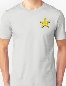 Dad's Law Badge T-Shirt