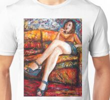 The afternoon pause Unisex T-Shirt