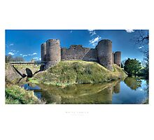 White Castle Photographic Print