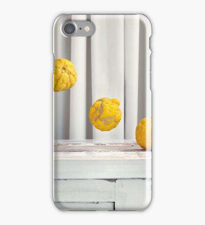 Still Moment with Bush Lemons iPhone Case/Skin