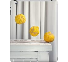 Still Moment with Bush Lemons iPad Case/Skin