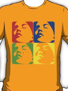Technicolor Faces T-Shirt