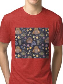 Night Creatures Tri-blend T-Shirt