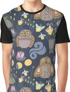 Night Creatures Graphic T-Shirt