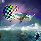 Rainbow Set Free by RosaCobos