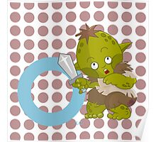 o for orc Poster