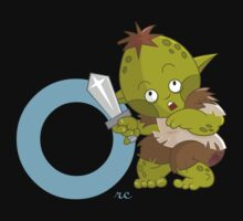 o for orc Kids Clothes