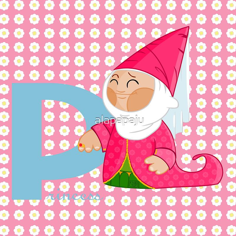 p for princess by alapapaju
