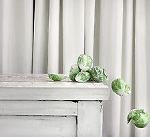 Still Moment with Brussel Sprouts by sramacher