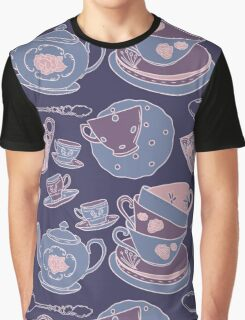 It's Tea Time! Graphic T-Shirt
