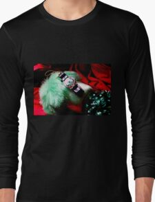 Time For Red And Green Stuff Long Sleeve T-Shirt