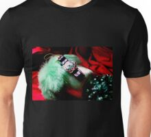 Time For Red And Green Stuff Unisex T-Shirt