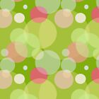 Green Bokeh Wallpaper Case by Jenifer Jenkins