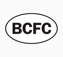 BCFC - Oval Identity Sign by Ovals