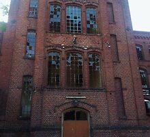 Lonley Building by MiLaarElle