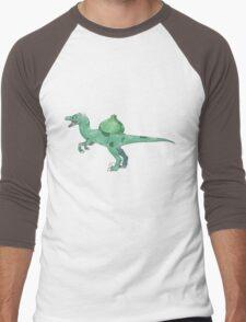 Bulbasaurus Men's Baseball ¾ T-Shirt