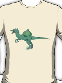 Bulbersaur dinosaur T-Shirt