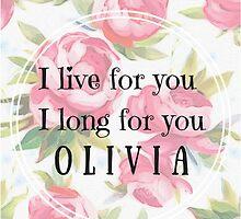 Olivia by BewitchingLadyM