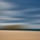Beach Blur by Steve Purnell