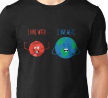 Mars has water Unisex T-Shirt
