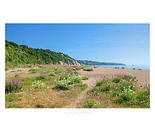 Slapton Sands Photographic Print