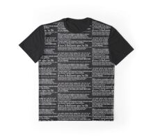 Catfish&the bottlemen lyrics Graphic T-Shirt