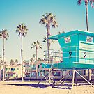 Retro Beach by Stephanie Sherman