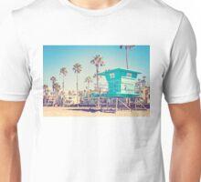 Retro Beach Unisex T-Shirt