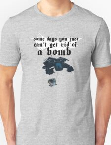DKR alternate (spoilers) Unisex T-Shirt