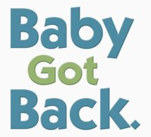 Baby Got Back. Kids Clothes