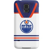 Oilers Away Jersey Samsung Galaxy Case/Skin