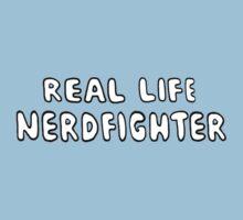 Real Life Nerdfighter by totesmyalpaca