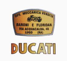 Ducati One Piece - Long Sleeve