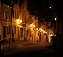 Gniew (Mewe) by night .The European Union (EU) . Poland. Featured  5 * fave ;~} Valz  . Muchissimas gracias Amigo Querido ! Ole! by © Andrzej Goszcz,M.D. Ph.D