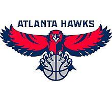 Hawks Atlanta Sport Photographic Print