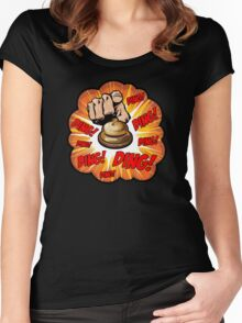 SALAMANCA'S REVENGE!! Women's Fitted Scoop T-Shirt