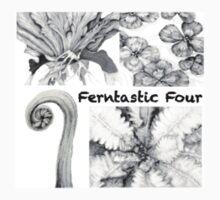 Ferntastic Four Kids Tee