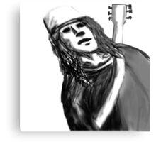 Buckethead ghost host   Canvas Print