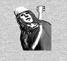 Buckethead ghost host   Unisex T-Shirt