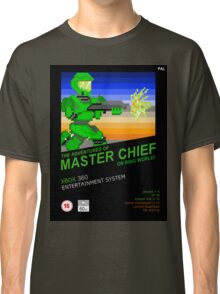Master Chief NES box Classic T-Shirt