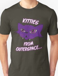 Kitties from Outer Space... T-Shirt