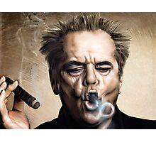 Jack Nicholson Photographic Print