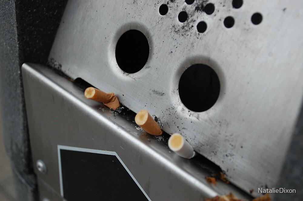 Robots are a drag by NatalieDixon