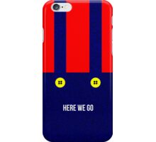 Mario: Here We Go! iPhone Case/Skin